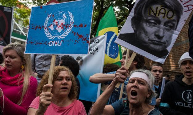 Conservadores reúnen firmas contra Judith Butler, en Brasil