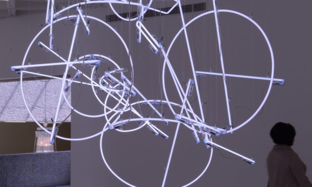 Las esculturas de neón de Cerith Wyn Evans