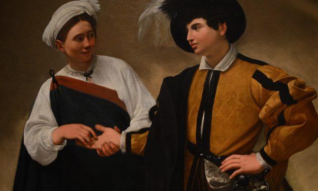"""Galería: """"La buenaventura"""", de Caravaggio"""