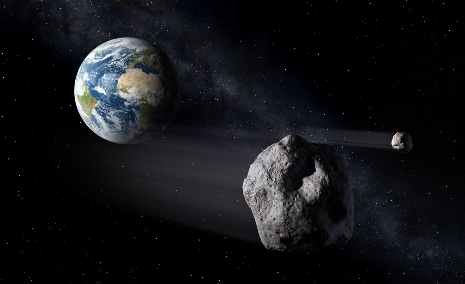 Resultado de imagen para mineria espacial