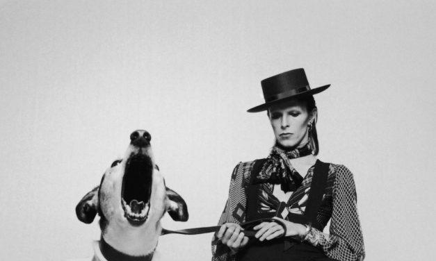 Bowie en el Foto Museo Cuatro Caminos
