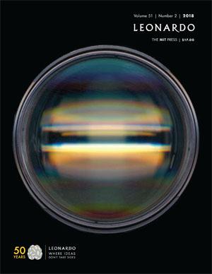 """Revista """"Leonardo"""": arte, ciencia y tecnología"""