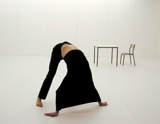 Conversatorio con el coreógrafo Xavier Le Roy