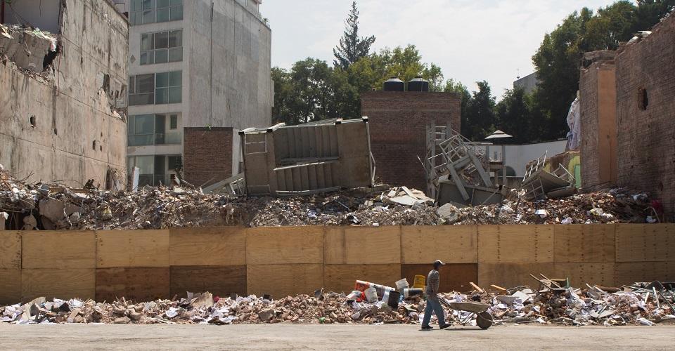 46 mdp se invertirán en un memorial para las víctimas del sismo del 19 de septiembre
