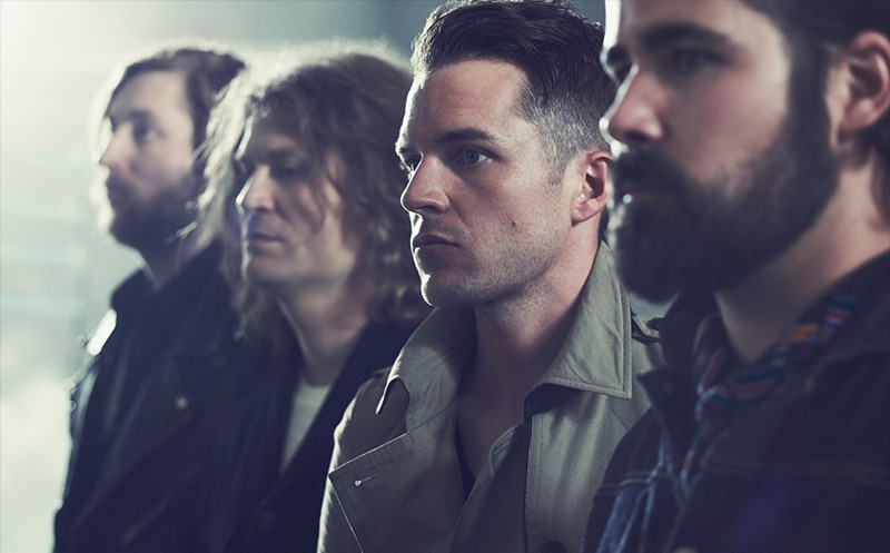 "The Killers lanzará un box set de vinilos para celebrar 14 años de ""Hot Fuss"""
