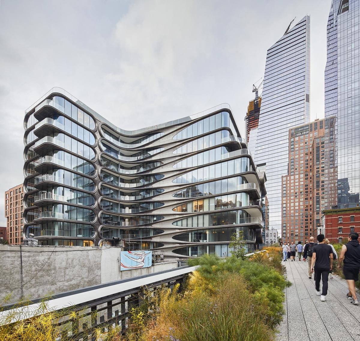 Zaha Hadid Architects, en Nueva York