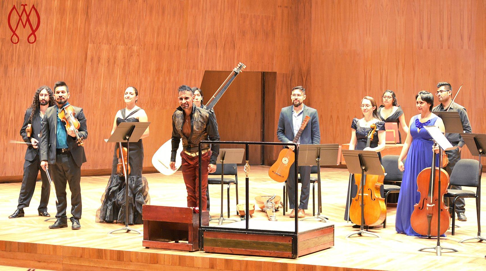 La Orquesta Barroca Antiqva Metrópoli celebra 10 años