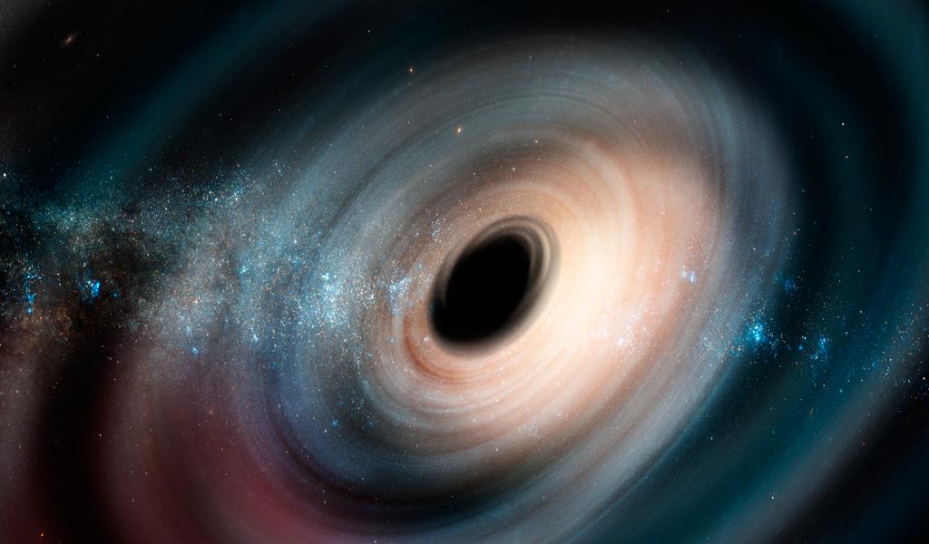 ¿Cómo se producen los agujeros negros?