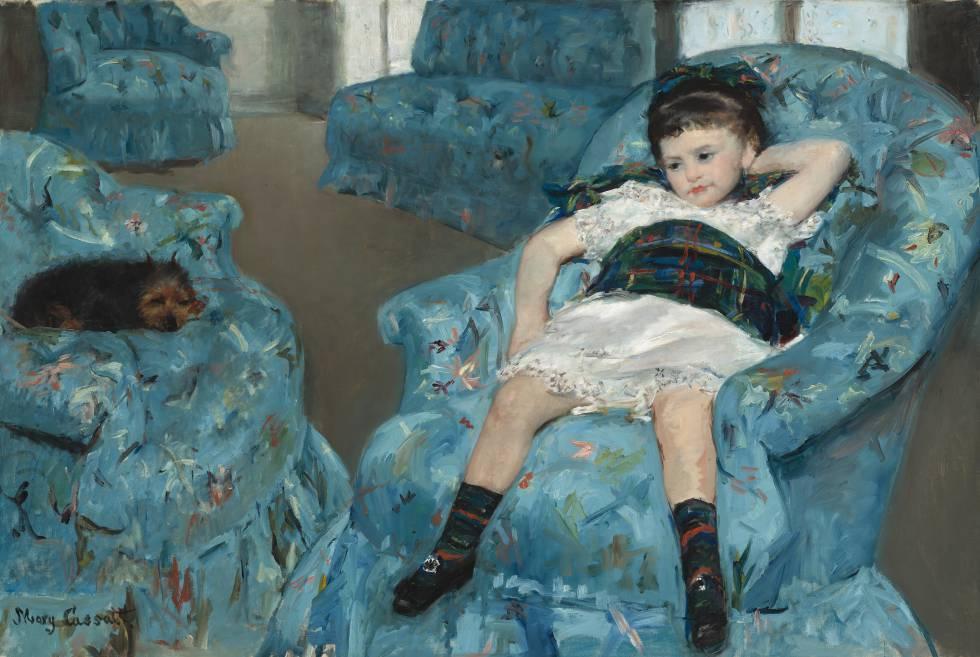 Exhiben obras de la impresionista Mary Cassatt