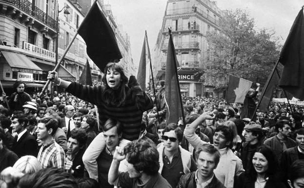 El 68 en México, España y el mundo