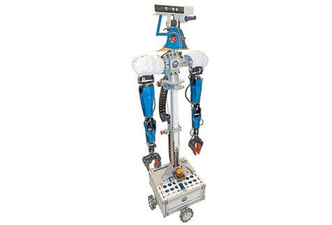 Justina, el androide creado por la UNAM, viajará a la RoboCup
