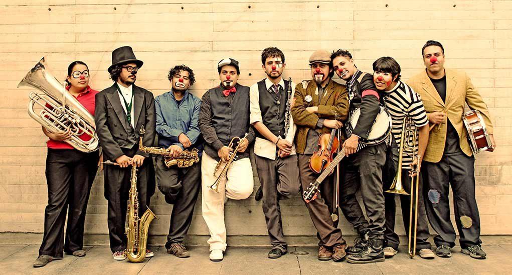 Triciclo Circus Band celebra nueve años