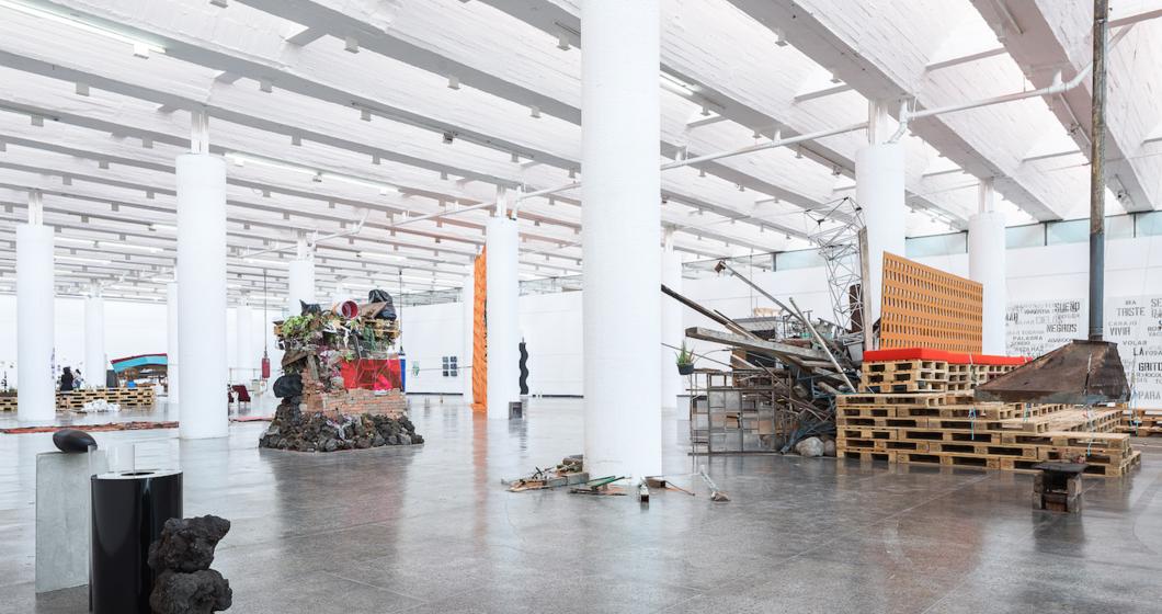 """""""Autorreconstrucción: Detritus"""", un mensaje ecologista, didáctico y de identidad"""