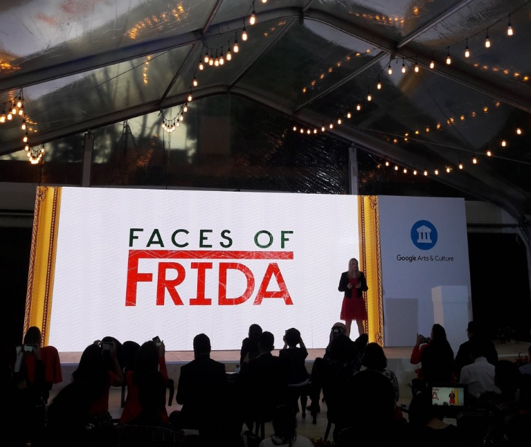 "Google Arts & Culture presenta ""Las caras de Frida"""