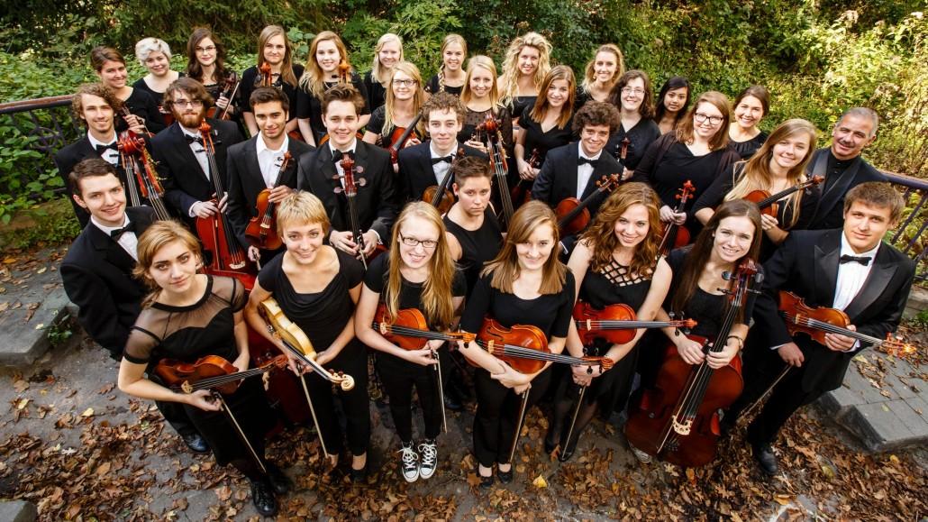 La Orquesta de Cuerdas de la Universidad de St. Thomas llega al Cenart