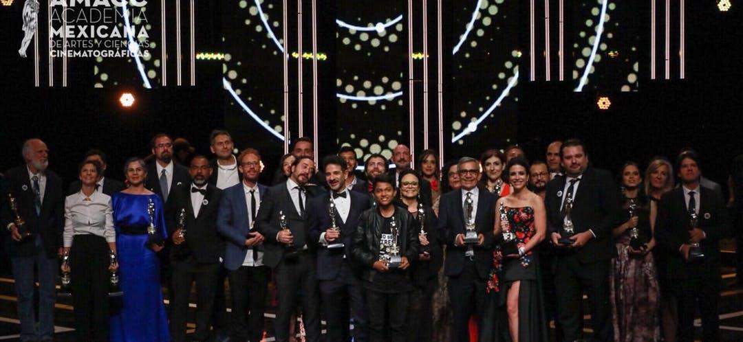 La 60 entrega de los Premios Ariel: los ganadores