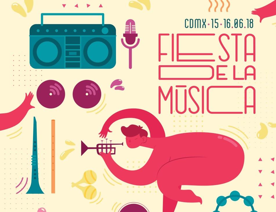 Francia y México unidos por la Fiesta de la Música