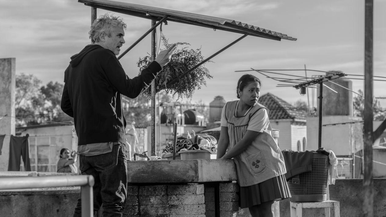 """""""Roma"""", de Alfonso Cuarón, estelar en el Festival de Cine de Nueva York"""