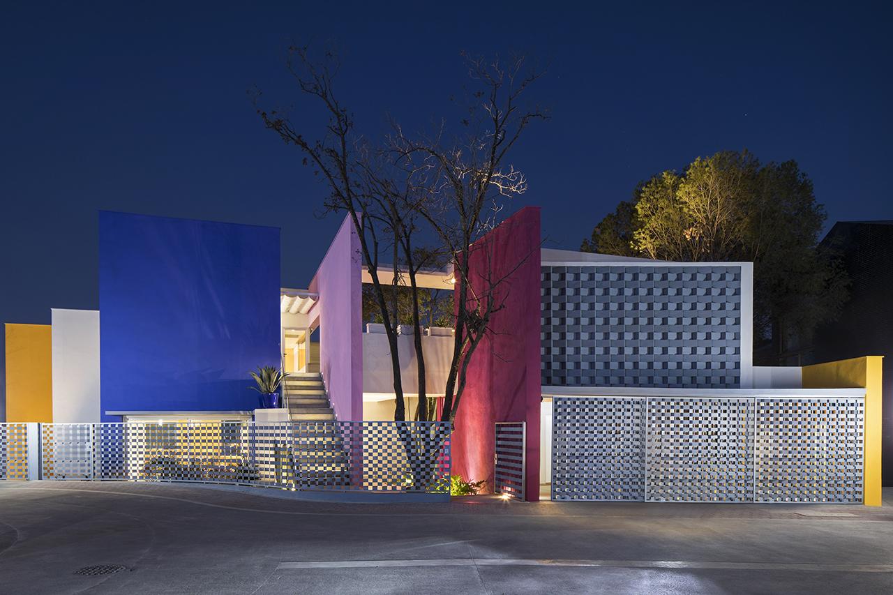 Moneo Brock, Casa Tec 205 en Monterrey