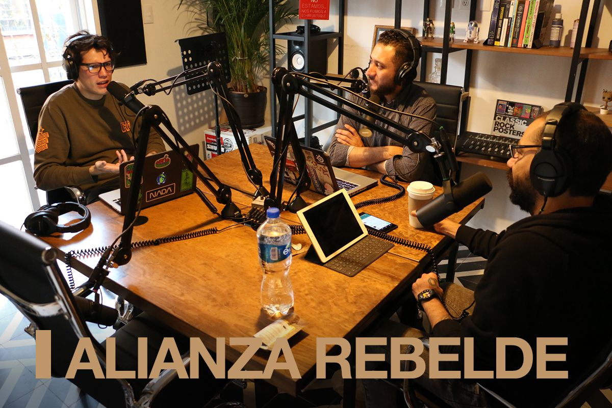 """""""Puentes"""", de la radio al podcast"""