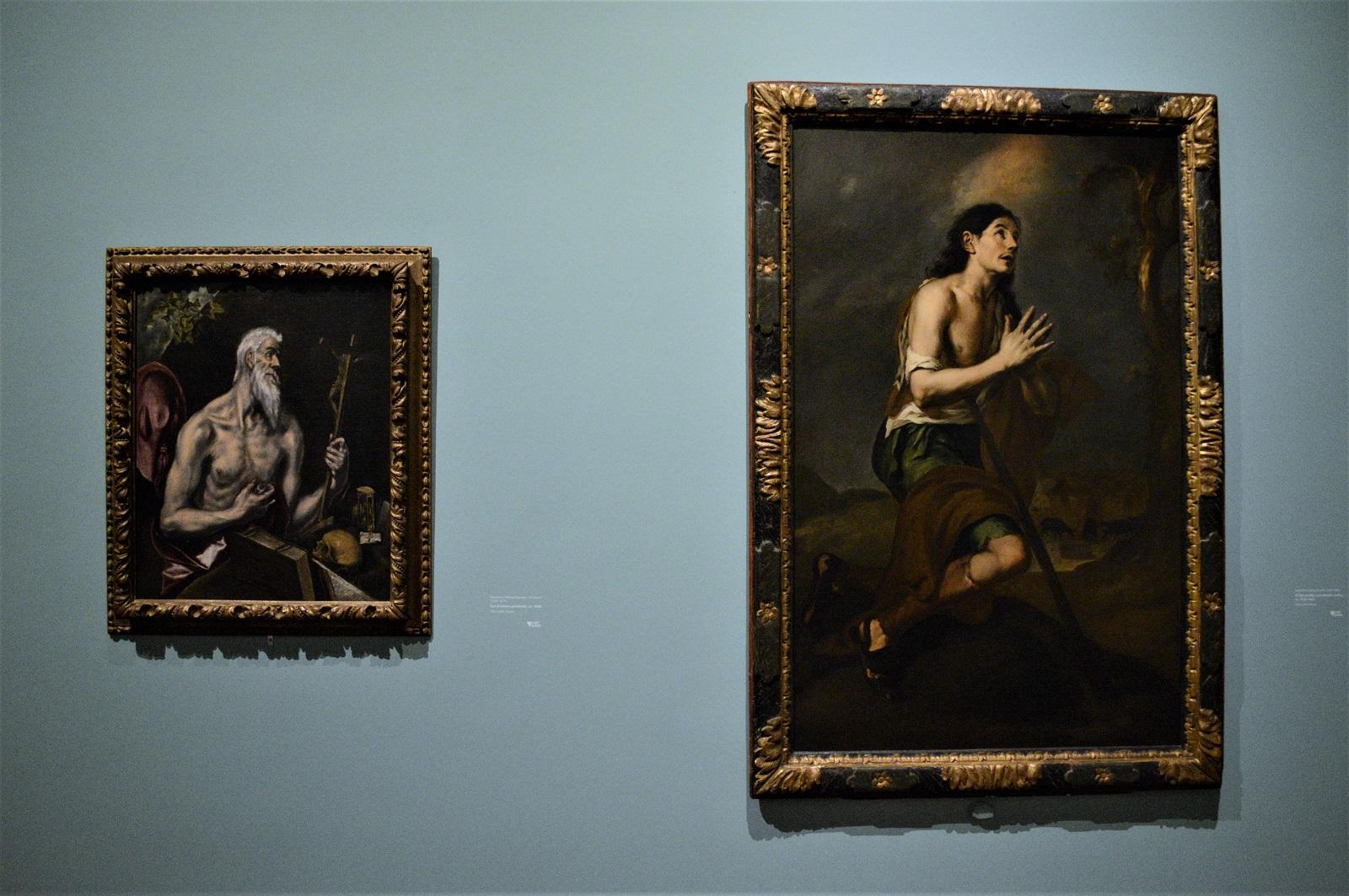 Tesoros de la Hipanic society of America en el Palacio de Bellas Artes Foto Ireli Vázquez