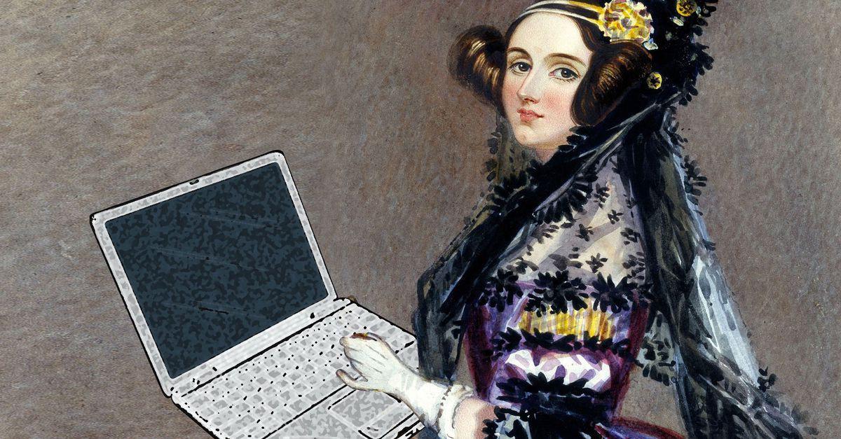 Subastan un texto de Ada Lovelace, pionera de la programación