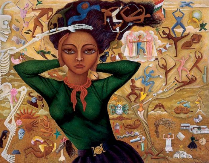 Primera Bienal Nacional de Pintura María Izquierdo