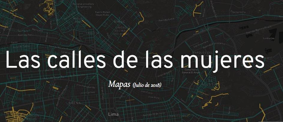 Geochicas: mujeres mapeando el mundo