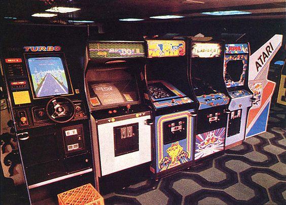 Arcades: juegos, memoria digital y archivo