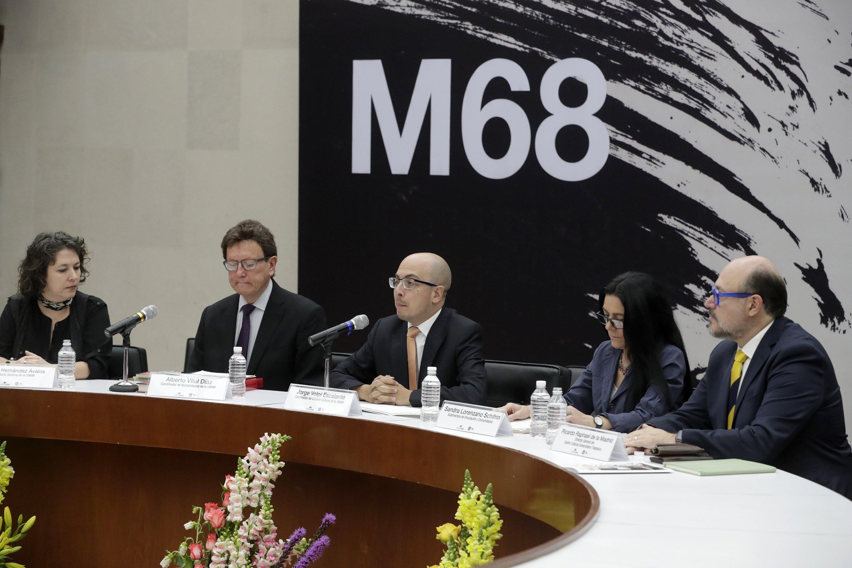 Comité Universitario M68